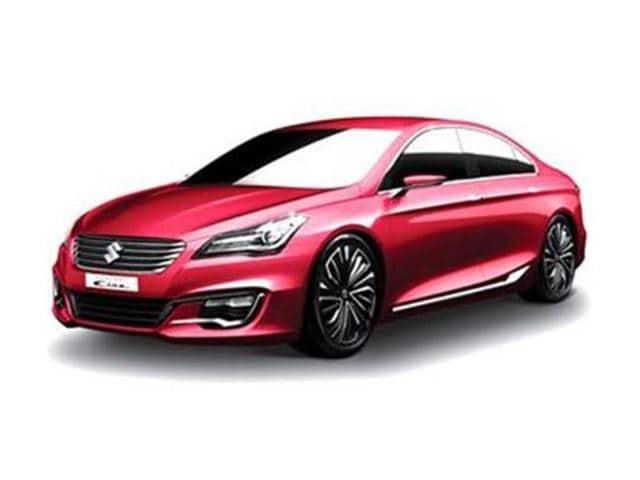Maruti eyes top slot in mid-sized sedan segment with Ciaz