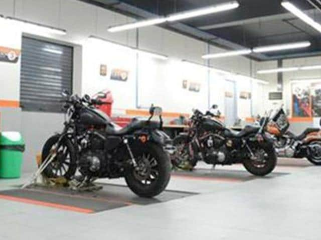 Harley-inaugurates-largest-dealership-in-North-India