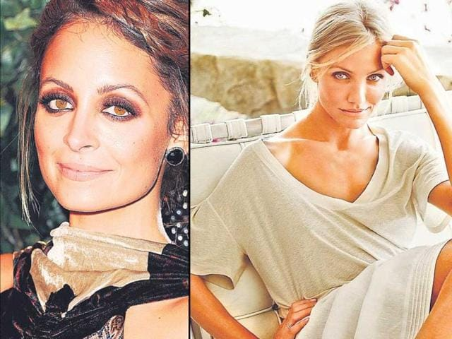 Nicole-Richie-played-matchmaker-to-Cameron-Diaz-and-successfully-set-her-up-with-her-brother-in-law