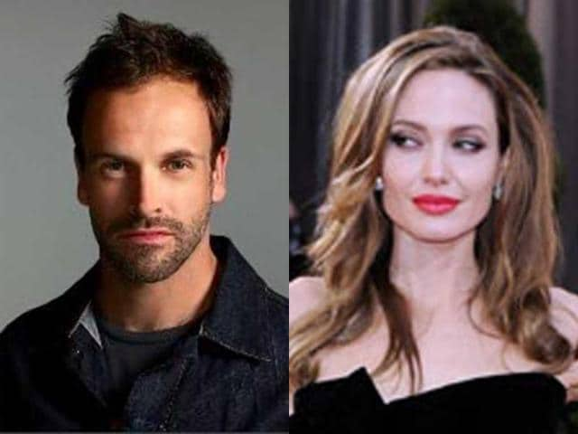 Angelina Still Friends With Ex-husband Jonny Lee Miller
