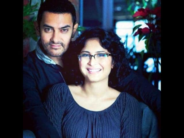 Bollywood-actor-Aamir-Khan-has-joined-Instagram-His-first-post-was-a-picture-of-his-wife-Kiran-Rao-and-himself-Aamir-wrote-No-time-for-tweeting-just-time-for-posting-my-pictures-in-small-boxes-which-represent-my-daily-days-Good-morning-Photo-Courtesy-Instagram-com