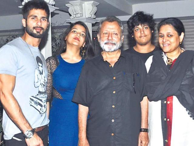 Pankaj Kapur,Shahid Kapoor,Hamlet