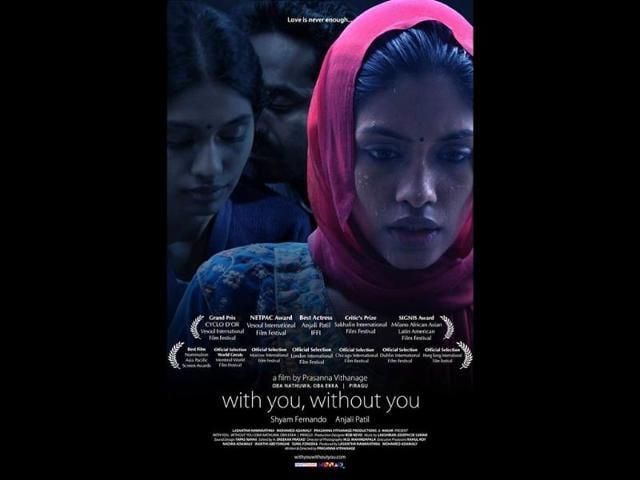 With You Without You,Shyam Fernando,Anjali Patil
