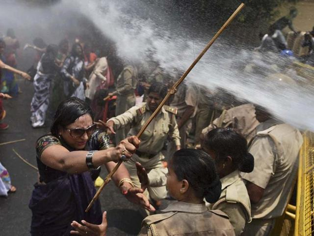 Badaun gang rape case