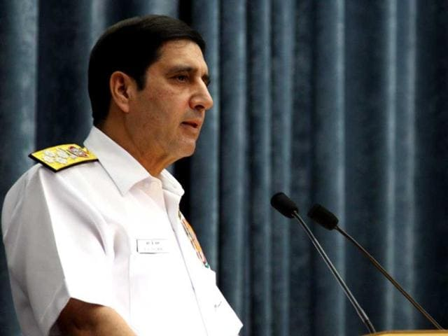 Indian Navy,Navy chief Admiral Robin Dhowan,chief of defence staff