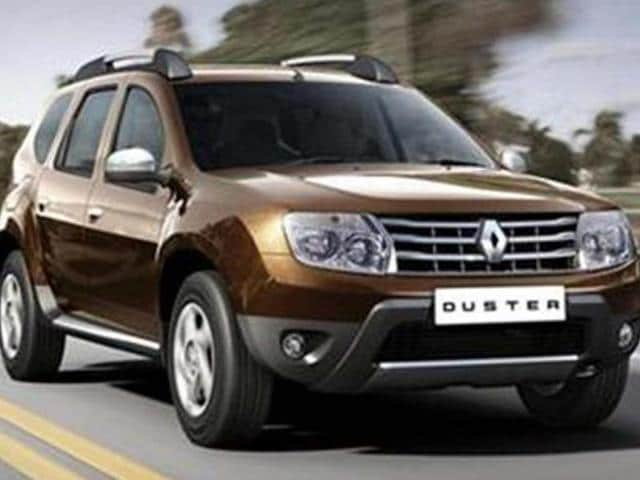 Renault sells over one lakh Duster SUV's