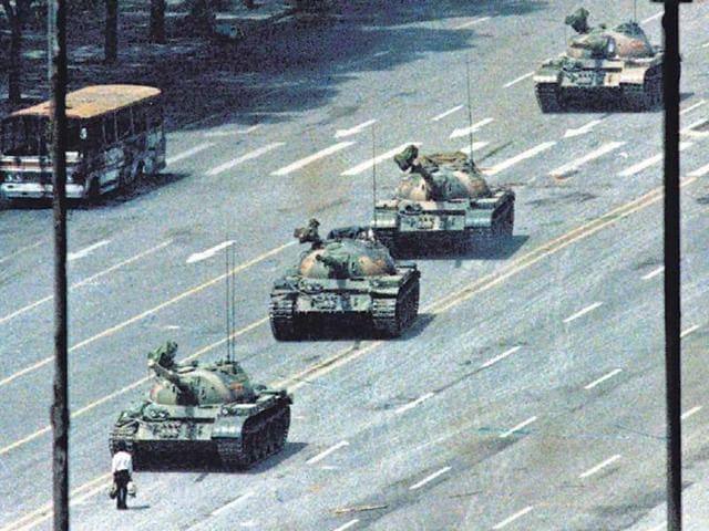 Tiananmen Square massacre