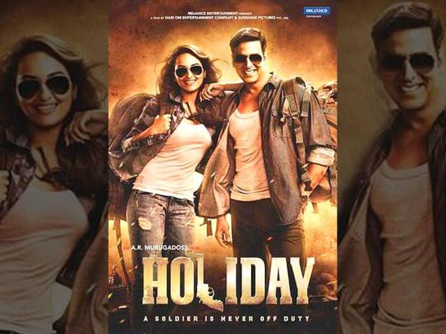 Holiday: A Soldier is Never Off Duty is an upcoming Bollywood action thriller written and directed by AR Murugadoss and produced by Vipul Shah. (Photo: Desimartini)