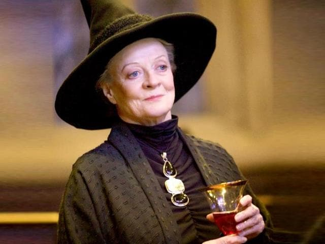 Maggie-Smith-is-best-known-for-her-role-as-Professor-Minerva-McGonagall-in-Harry-Potter-movie-franchise