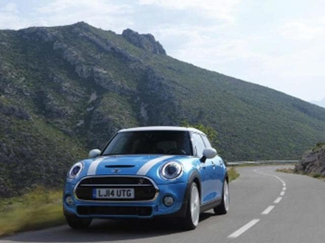 Mini's new model opens the doors to new drivers
