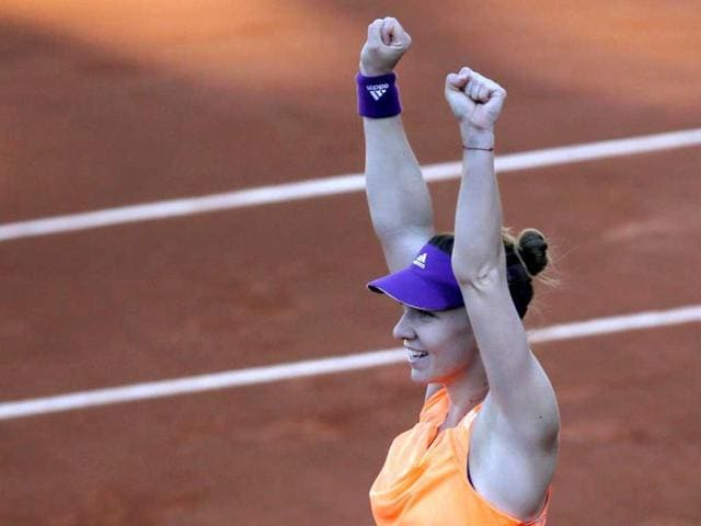 Simona-Halep-of-Romania-reacts-after-winning-her-women-s-semi-final-match-against-Andrea-Petkovic-of-Germany-at-the-French-Open-at-Roland-Garros-in-Paris-Reuters-Photo