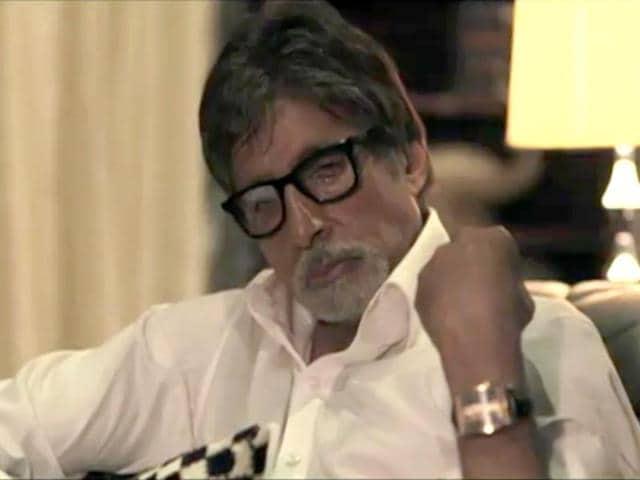 Yudh,Bade Acche Lagte Hain,Amitabh Bachchan
