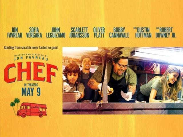 Hollywood-star-Robert-Downey-Jr--is-not-just-acting--in-Chef-but-has-also-designed-the-poster-for-the-movie