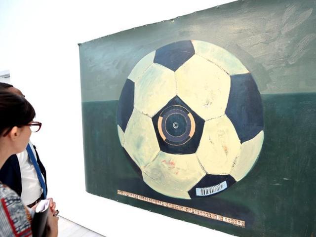 Chandigarh,Attari,Fifa World Cup