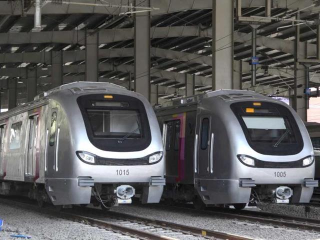 Mumbai train service,Mumbai Metropolitan Region Development Authority,MMRDA