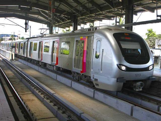 Colaba-Seepz metro line,Venkaiah Naidu,Versova-Andheri-Ghatkopar metro