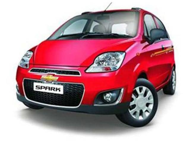 Chevrolet-launches-Spark-limited-edition