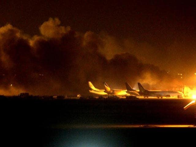 Pakistan's Karachi airport attack