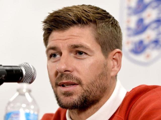 Steven Gerrard,Liverpool,England