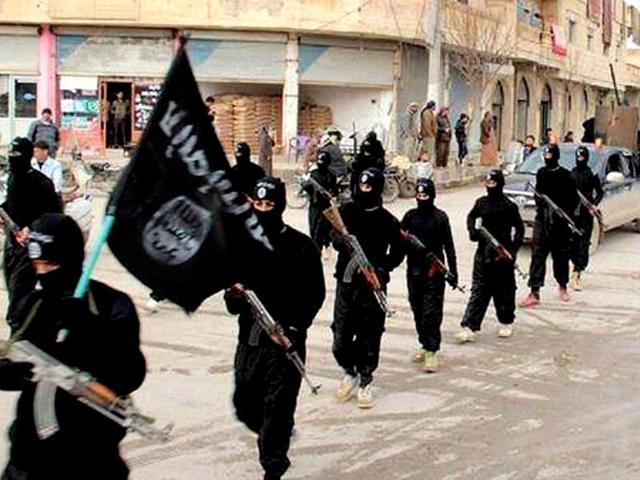 The-conflict-in-Syria-and-Iraq-has-now-drawn-more-volunteer-fighters-than-past-Islamist-causes-in-Afghanistan-and-the-former-Yugoslavia-and-an-estimated-eight-out-of-10-enlistees-have-joined-Islamic-State-AP-Photo