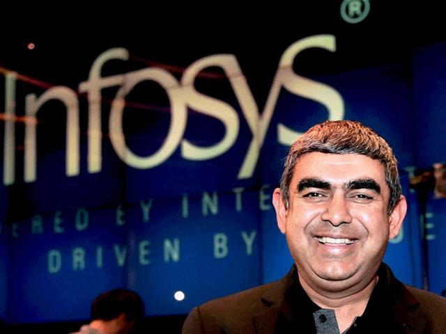 Sikka says no layoffs, Infosys rewards top performers