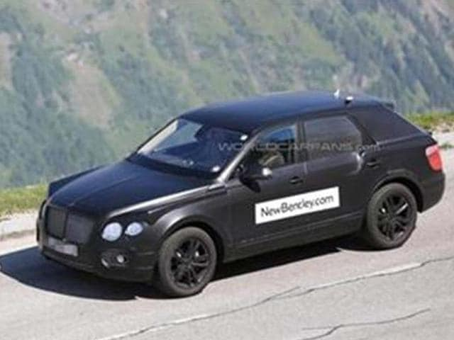 Bentley-s-new-SUV-almost-ready