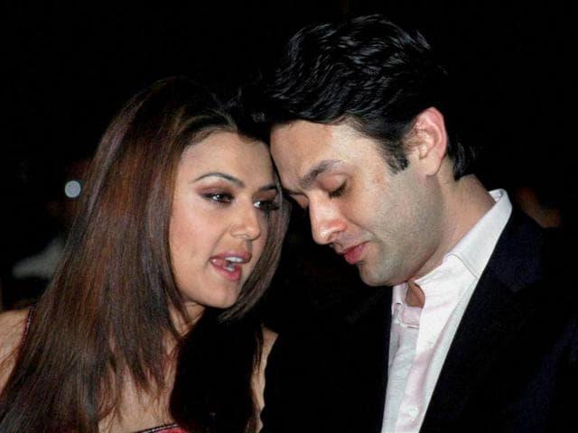 Preity Zinta,Ness Wadia,Facebook post