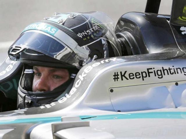 Mercedes,Nico Rosberg,pole