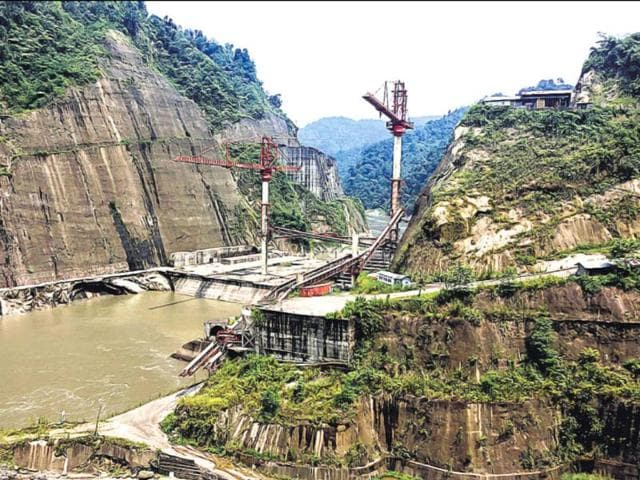 NGT orders halt to tunnelling work at hydel project