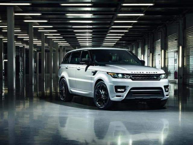 Range Rover Sport Steath Pack