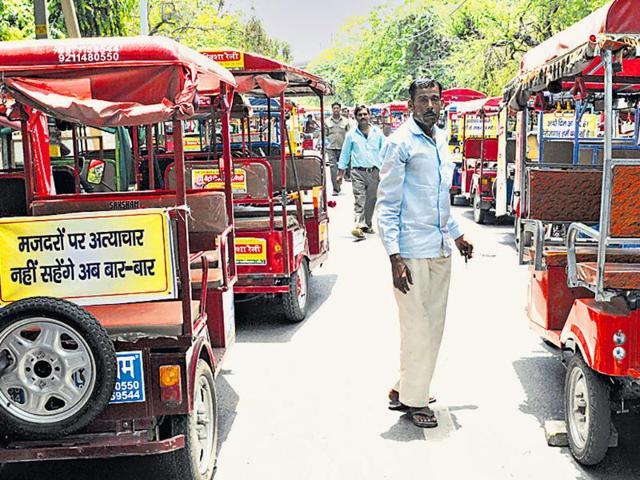 E-rickshaws,battery operated vehicles,e-rickshaws legalised