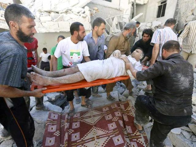 Beirut suicide bomber