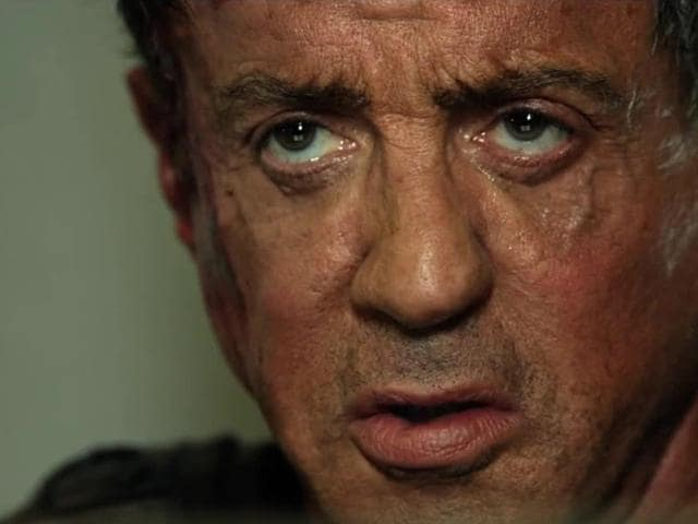US-actor-and-film-director-Sylvester-Stallone-speaks-during-his-news-conference-during-the-opening-of-the-art-exhibition-Sylvester-Stallone-Painting-From-1975-Until-Today-at-the-Russian-Museum-in-Saint-Petersburg-AFP-Photo