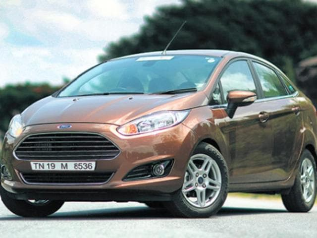 Ford launches refreshed Fiesta at Rs. 7.7-9.3 lakh