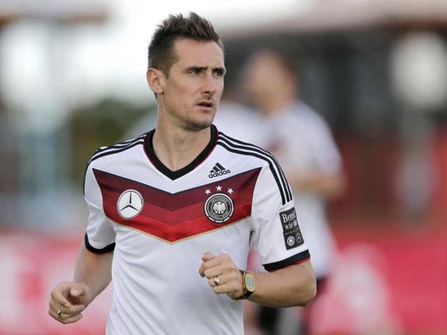 Klose,Germany,Brazil 2014