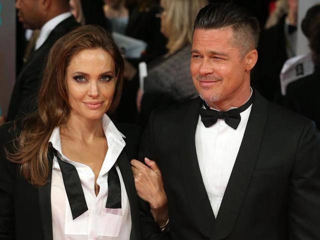 Angelina Jolie,Brad Pitt,crumbling marriage