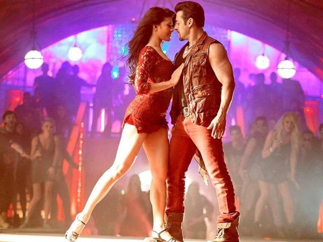 Salman Khan,Kick,Jumme Ki Raat