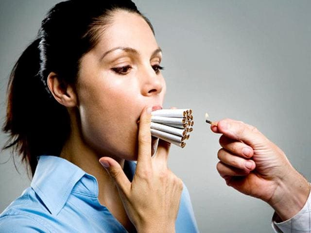 Smoking myth: menthol cigarettes are no less harmful