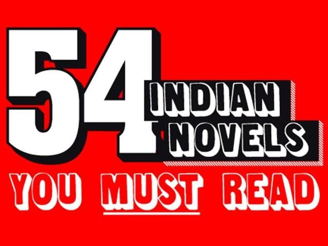 list of novels by indian authors