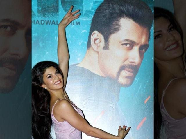 Salman Khan,Jacqueline Fernandes,Sajid Nadiadwala