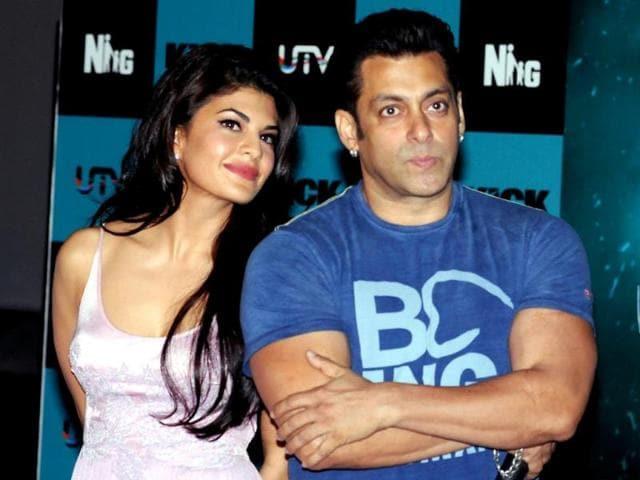 Nargis Fakhri,Salman Khan,Kick