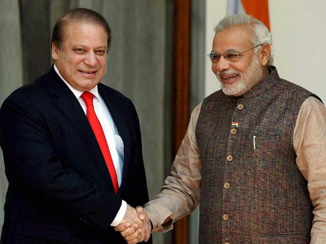 Nawaz Sharif,Modi,Modi in America