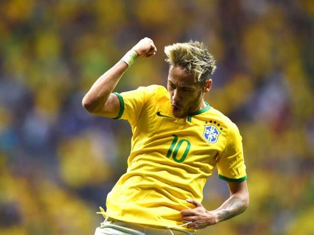 Neymar named Brazil captain for friendlies