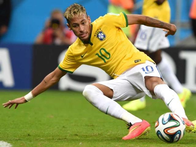 Neymar,Messi,Football