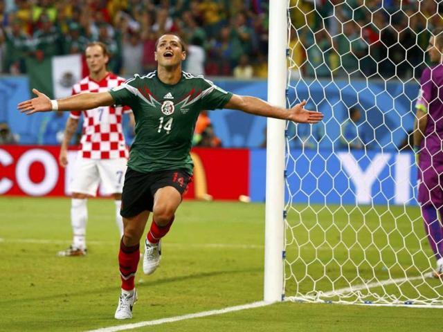 Javi-Hernandez-celebrates-after-scoring-a-goal-against-Croatia-AFP-Photo