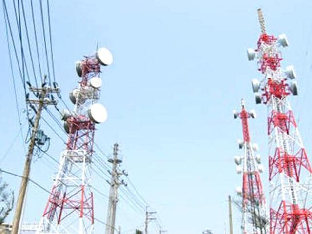 4G mobile towers,Lower Parel,Casa Grande