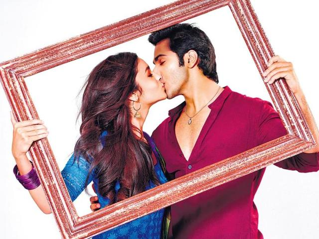 Unlike-the-current-crop-of-senior-actors-young-stars-seem-to-have-no-qualms-about-kissing-scenes-Humpty-Sharma-Ki-DulhaniaVarun-Dhawan-and-Alia-Bhatt-who-made-their-debuts-together-in-2012-will-kiss-each-other-for-the-first-time-in-their-new-film-Text-Prashant-Sharma