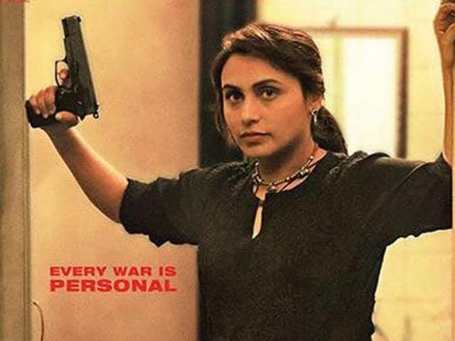 Rani Mukherjee,Mardaani,Bollywood movie