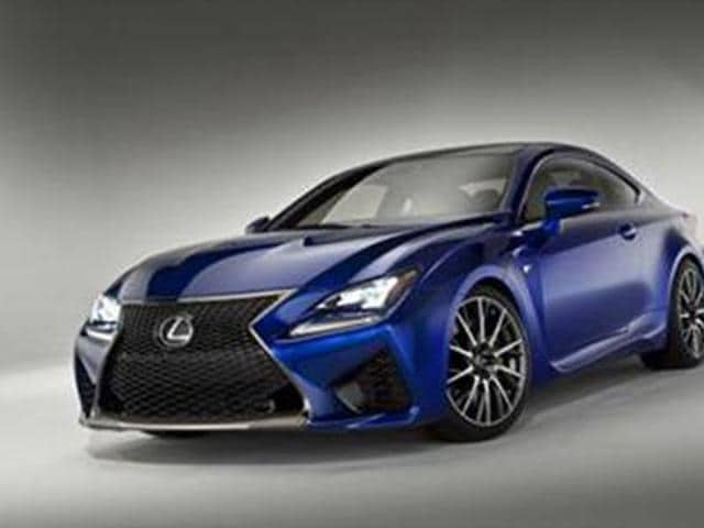 Lexus-to-debut-RC-F-coupe-at-Goodwood