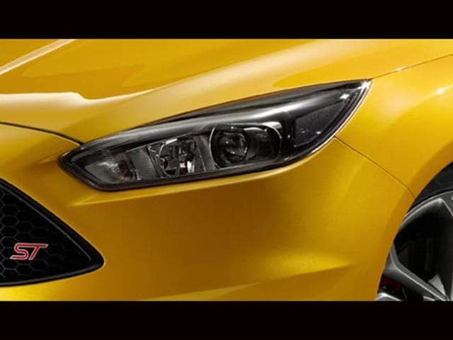 Focus ST will get racy at Goodwood
